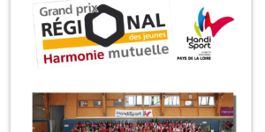 Grand Prix Régional des Jeunes Handisport – Mercredi 14 novembre 2018, Montaigu (85)