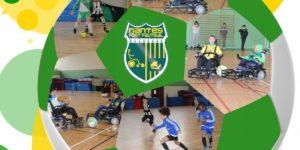 NANTES FOOT FAUTEUIL organise son 9èmetournoi «Foot pour tous» qui réunit des équipes de footvalides et handi.