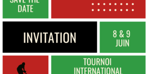 Tournoi international 100 % ensemble avec l'ASTA